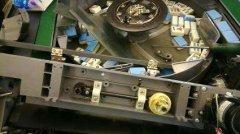 为什么麻将机洗上来的牌正面朝上,这里有修理